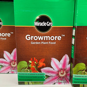 Miracle-Gro Growmore Garden Plant Food 3.5kg