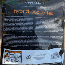 Load image into Gallery viewer, Outback Hybrid Briquettes