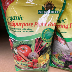 Organic Multipurpose Plant Food