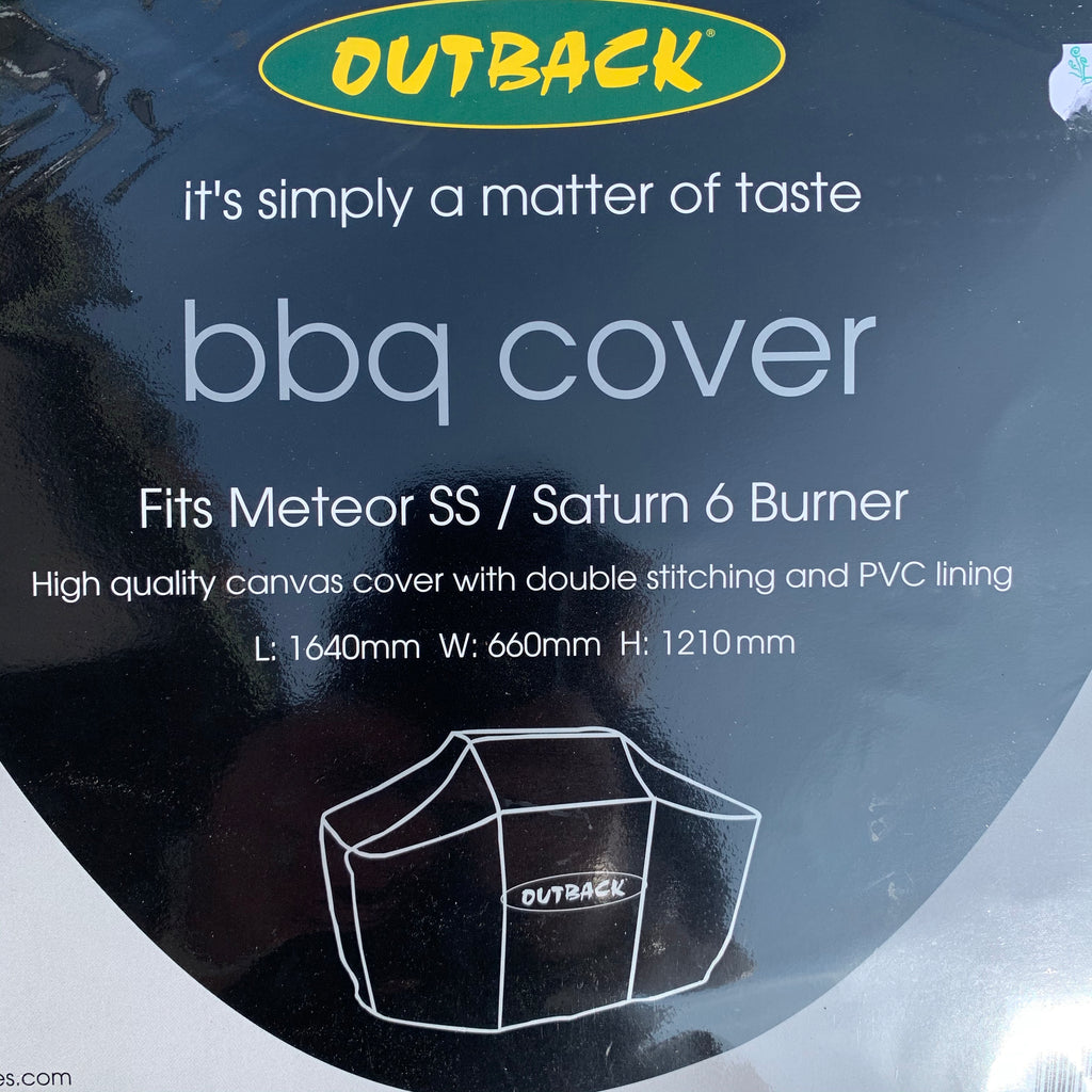 Outback Jupiter 6 Cover
