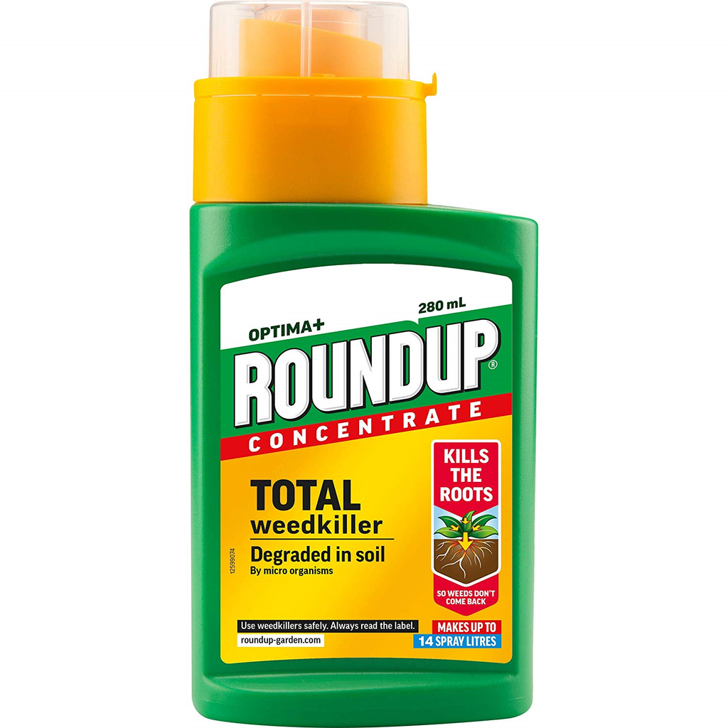 Roundup Concentrated Weedkiller - 280ml
