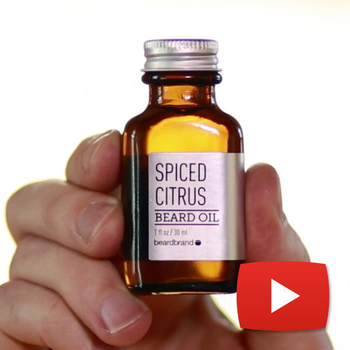 how to style hair with paste spiced citrus beard beardbrand beardbrand uk 3283