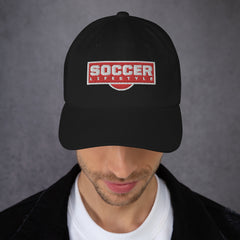 Soccer Lifestyle Baseball Hat