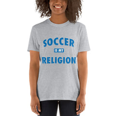 Soccer is My Religion Tee