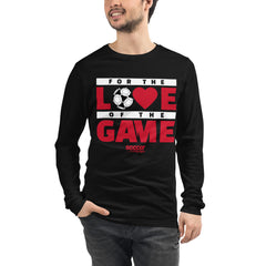 For Love of the Game Long Sleeve Tee
