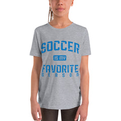 Soccer is my Favorite Season Tee