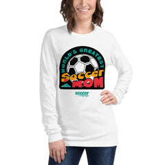 World's Greatest Mom Long Sleeve Tee