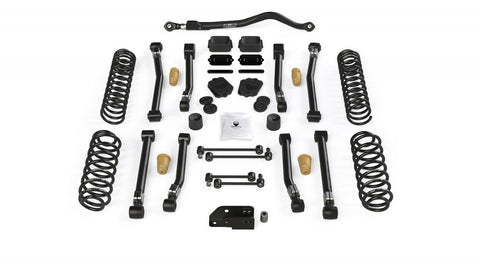 "JL 2dr: 2.5"" Alpine CT2 Short Arm Suspension System - Moab Outfitters"