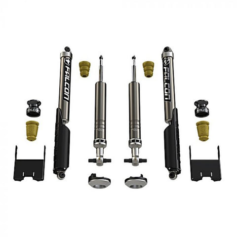 2015+ Ford F-150 Falcon Sport Leveling Shock Absorber System - Moab Outfitters