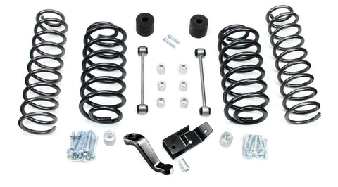 "TJ/LJ 4"" Lift Kit - No Shocks or Sway Bar Disconnects"