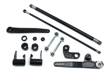 "JK/JKU 4-6"" Lift Forged Dual-Rate S/T Front Sway Bar System - Moab Outfitters"