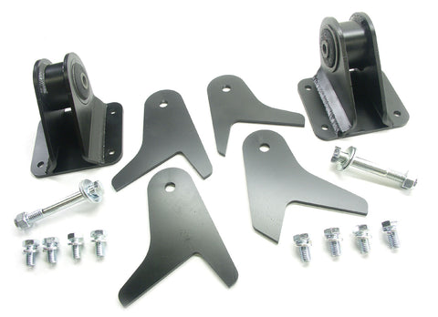 TJ/LJ HD 5.7L Hemi Motor Mount Kit
