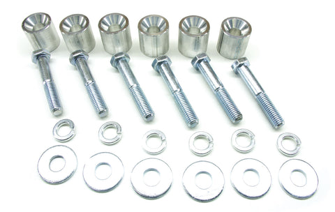 "2003-06 TJ/LJ 1"" Transfer Case Lowering Spacer Kit"