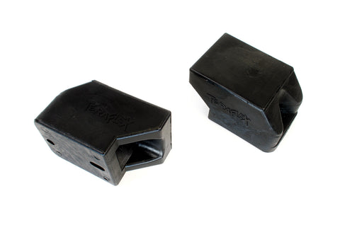 "JK/JKU 2.75"" Rear Lower Bump Stop Pad Kit - Pair"