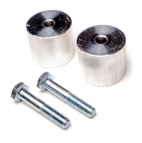 "TJ/LJ 3"" Lift Rear Upper Bump Stop Kit - 1.5"" Tall - Pair"