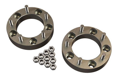 "JK / TJ 1.25"" Wheel Offset Adapter Kit - 5x5.5"" to 5x5.5""- Pair"