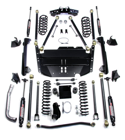 "TJ 5"" Pro LCG Long Flexarm Suspension System - Moab Outfitters"