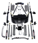 "LJ Unlimited 4"" Pro LCG Long Flexarm Suspension System w/ 9550 Shocks - Moab Outfitters"