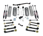 "TJ 4"" Suspension System w/ 8 Flexarms & 9550 Shocks - Moab Outfitters"
