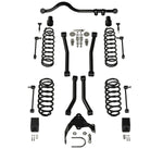 "JKU 4-Door 3"" Lift Suspension System w/ 4 Sport Flexarms & Track Bar - No Shocks - Moab Outfitters"