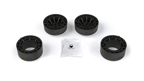 "JLU 4-Door: 1.5"" Performance Spacer Lift Kit - No Shock Absorbers"