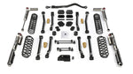 "JL 4dr: 2.5"" Alpine CT2 Short Arm Suspension System - Moab Outfitters"