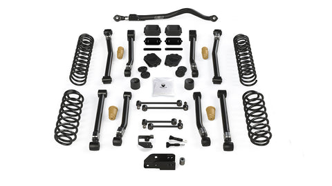 "JL 2dr: 3.5"" Alpine CT3 Short Arm Suspension System"