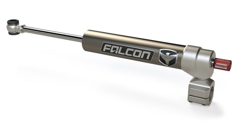 "Falcon JK/JKU Nexus EF 2.2 Fast Adjust Steering Stabilizer - Stock 1-3/8"" Tie Rod"