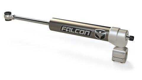 "Falcon JK/JKU Nexus EF 2.1 Steering Stabilizer - Stock 1-3/8"" Tie Rod"