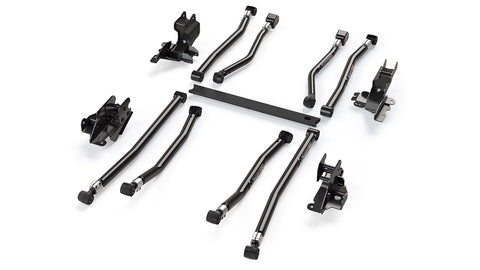 "JL 2dr: Alpine IR Long Control Arm & Bracket Kit - 8-Arm Adjustable (3-6"" Lift - Moab Outfitters"