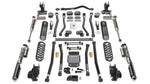 "JL 4dr: 4.5"" Alpine RT4 Long Arm Suspension System - Moab Outfitters"