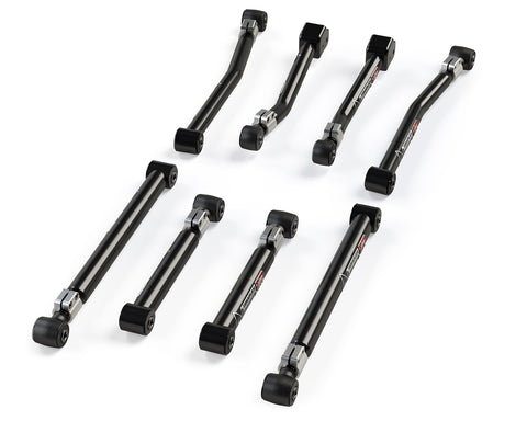 "JT: Alpine IR Control Arm Kit - 8-Arm Adjustable (0-4.5"" Lift) - Moab Outfitters"