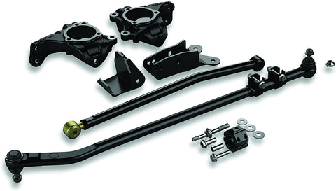 JK/JKU: Dana 30/44 High Steer System & HD Drag Link Flip Kit w/out HD Tie Rod - Moab Outfitters