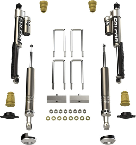 "2005+ Toyota Tacoma Falcon Sport 2"" Lift Shock Absorber System - Moab Outfitters"