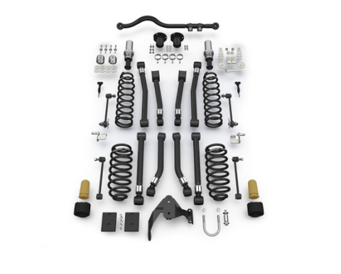 "JK 4dr: 3"" Alpine RT3 Short Arm Suspension System - Moab Outfitters"