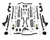 "JK 4dr: 4"" Alpine RT4 Long Arm Suspension System - Moab Outfitters"