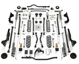 "JK 4dr: 6"" Alpine RT6 Long Arm Suspension System - Moab Outfitters"