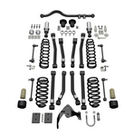 "JKU 4-Door Alpine CT3 Suspension System (3"" Lift) - Moab Outfitters"