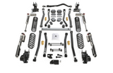 "JL 4dr: 3.5"" Alpine CT3 Long Arm Suspension System - Moab Outfitters"