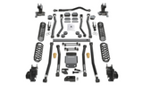 "JL 4dr: 3.5"" Alpine RT3 Long Arm Suspension System - Moab Outfitters"