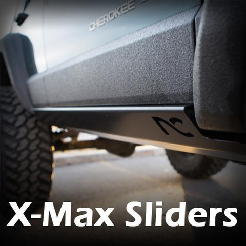 X-MAX Sliders - Moab Outfitters