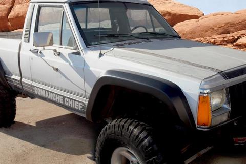 M-MAX FENDER FLARES - Moab Outfitters