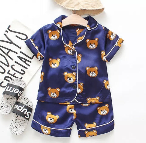 Blue Moschi Chill set