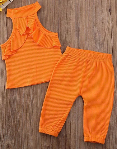 Orange Summer set