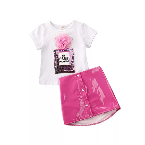 Pink Paris Set