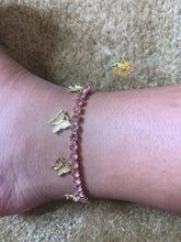 Load image into Gallery viewer, Butterfly Anklet