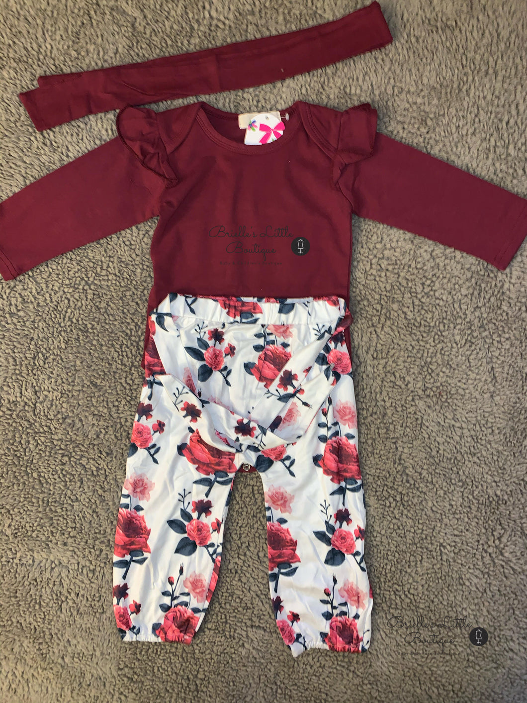 Casual Floral set 2