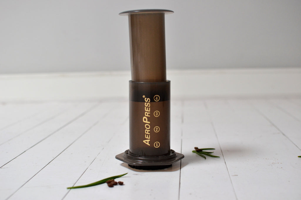BREWING GUIDE: AEROPRESS RECIPE