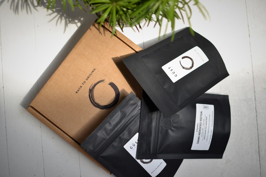 Gust's Discovery Box - Gift - Gust Coffee Roasters