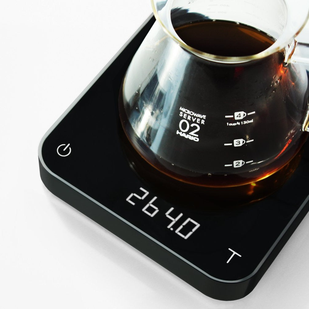 Acaia Pearl Black Coffee Scale - Gust Coffee Roasters